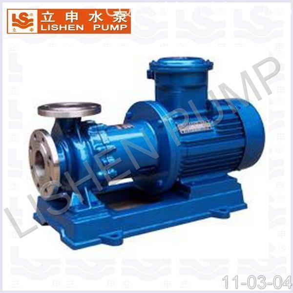 CQB型不锈钢磁力驱动泵