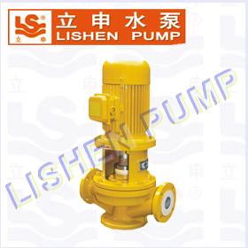 IGF型氟塑料管道泵